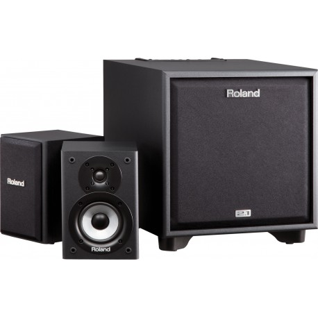 Roland CM-220: CUBE Monitor 2.1 Monitor System