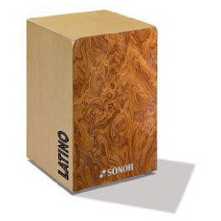 Sonor CAJ-WR Latino Pro Cajon walnut roots