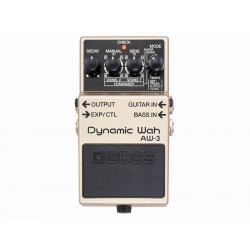 BOSS PEDAL AW - 3 Dymamic Wah