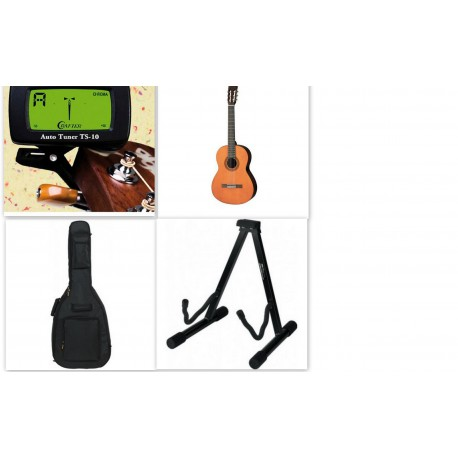 Yamaha CS 40 Junior 3/4 Classic Guitar Pakketilbud