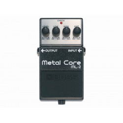 BOSS PEDAL ML  2 Metal CORE