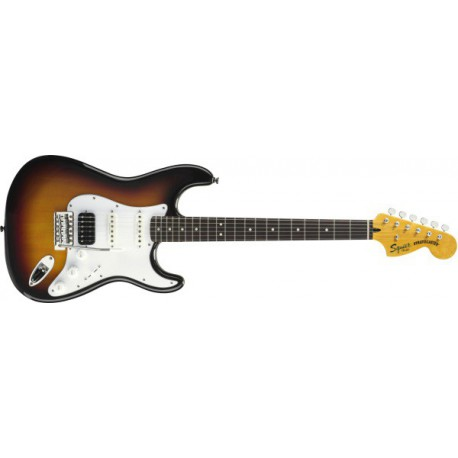 Squier by Fender Vintage Modified Strat HSS 3-Tone Sunburst