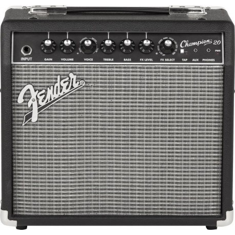 Fender Champion 20 Black