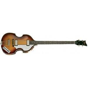Höfner Violin Bass HCT-500/1-SB Sunburst