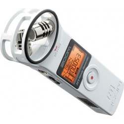 Zoom H1 Handy Recorder White