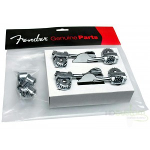 """Fender Deluxe """"F"""" Stamp Bass Tuning Machines"""