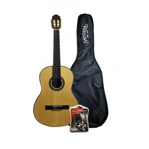 Santana Guitarpakke  Natur