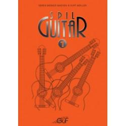 Guitarskolen Spil Guitar 1  Med CD