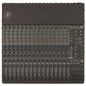 Mackie 1604VLZ4 Mixer 16 kanaler (10 Mic/3 stereo line)