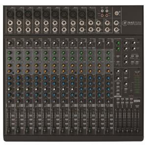 Mackie 1642VLZ4 Mixer 16 kanaler (10 Mic/3 stereo line)
