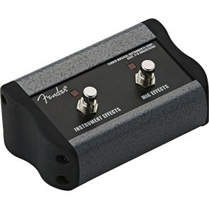 A Footswitch for Your Fender Acoustasonic Amp!