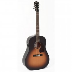 Sigma Guitars JM-SGE Vintage Sunburst