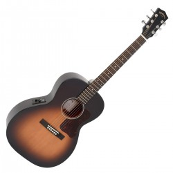 Sigma LM-SGE Electro Akustisk Guitar, Sunburst