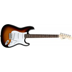 Squier Bullet Strat RW Brown Sunburst