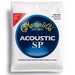 Martin Guitar Strenge  012-054   MSP4100