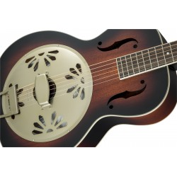 G9241 Alligator™ Biscuit Round-Neck Resonator  SB