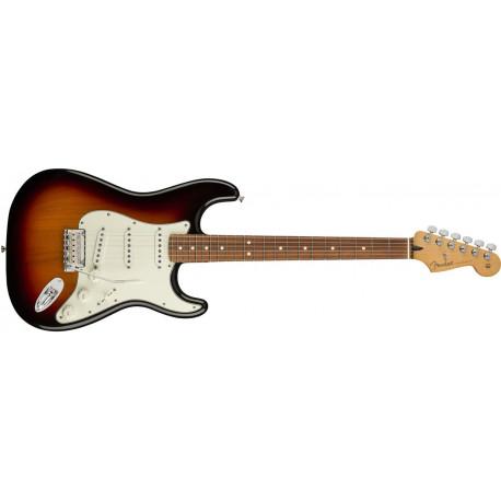 Player Stratocaster PF 3-Color Sunburst