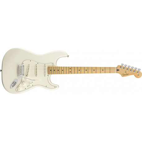 Fender Player Stratocaster MN Polar White