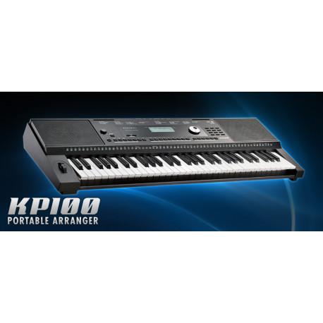 Kurzweil KP110 Standard Series Arranger Keyboard - Apollon Musik
