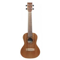 Santana Concert Ukulele Maghoni HG incl. taske