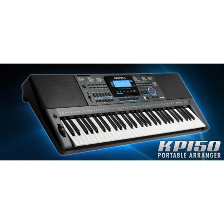 Kurzweil KP150 Performance Series Arranger Keyboard