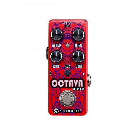 Pigtronix Octava Micro Pedal