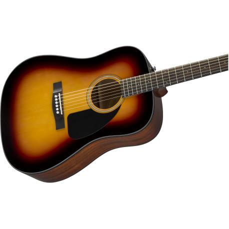Fender CD-60 Dread  SB  V3 DS
