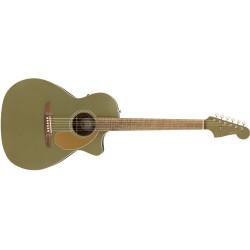Fender Newporter Player Walnut Fingerboard, Olive Satin