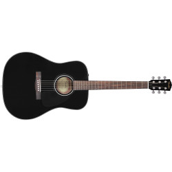 Fender CD-60 Dread  BLK  V3 DS