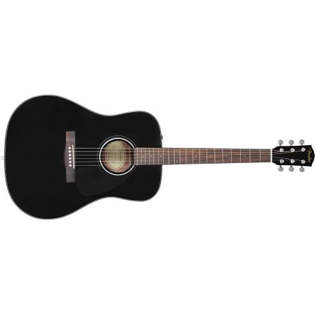 Fender CD-60 Dread  BLK  V3 DS
