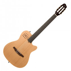 Godin ACS-SA Nylon, Cedar Natural
