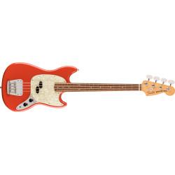 Fender Vintera® '60s Mustang Bass®, Pau Ferro Fingerboard, Fiesta Red