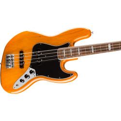 Fender Vintera® '70s Jazz Bass®, Pau Ferro Fingerboard, Aged Natural