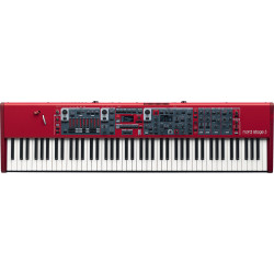 NORD STAGE 3 88  88-note Weighted Hammer Action keybord