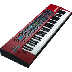 NORD-WAVE2  61 keyboard 4-part synthesizer