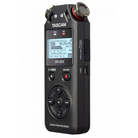 Tascam DR-05X håndholdt optager