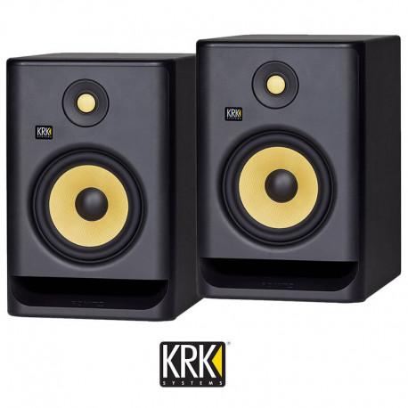 KRK RP7G4 Powered Monitor Rokit G4