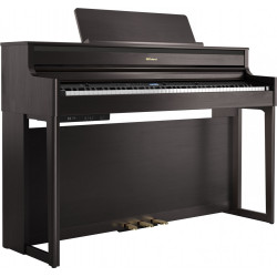 Roland HP-704 Charcoal Black Digital Piano