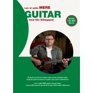 Ole Kibsgaard 2 Lær at spille mere guitar