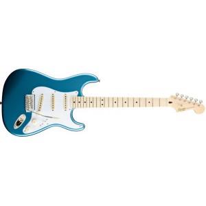 Fender Squire Strat Vibe Serie LPB Blue